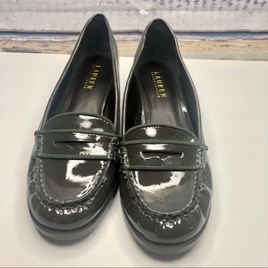 LRL Penny Loafers Sz 7 NWOB